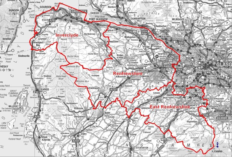 Renfrewshire Lieutenancy