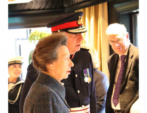 Visit by Her Royal Highness The Princess Royal to the Riding for the Disabled Association Supra Conference  on 23 October 2019