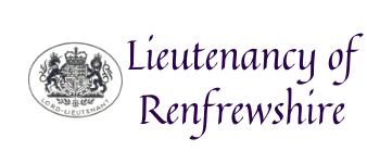Lord Lieutenant of Renfrewshire Logo